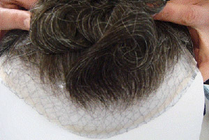 Human Hair Pieces For Men And Women Custom And Natural